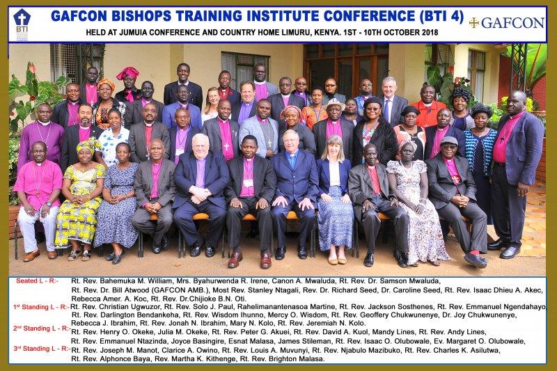 Bishops' Training Institute 4 Report    | GAFCON