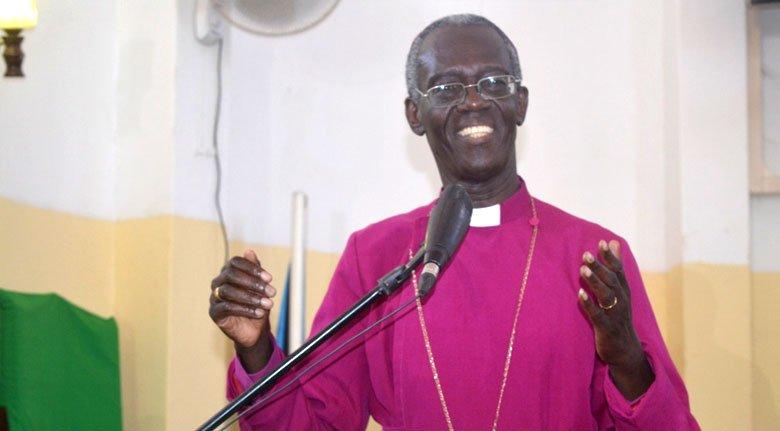 Archbishop Eliud Wabukala