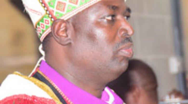 The Rt. Rev. Jackson Ole Sapit