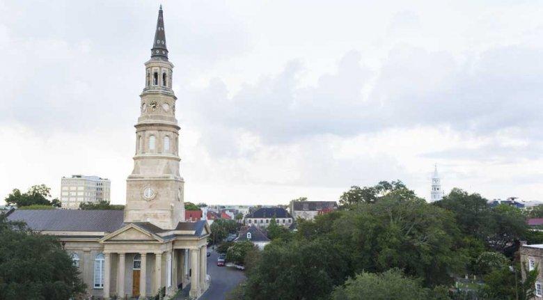 African Methodist Episcopal Church in Charleston